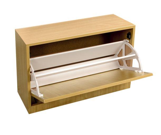 Botník 1-dverový ( kategória: predsiene, komody, skrinky na