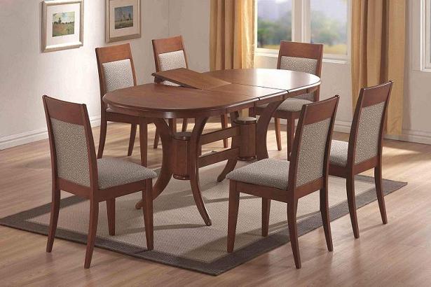 5a2947d5dcfe Jedálenský stôl 35580 + stoličky RUWI - U     - Nábytok Halász